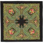 Павловопосадский платок «Золушка» (Арт. 1298-18)