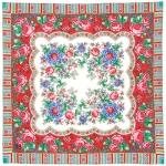 Павловопосадский платок «Алёнушка» (Арт. 1347-1)