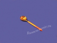 Хохлома - Ложка чайная (Арт. HL-01)