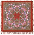 Павловопосадский платок «Купчиха» (Арт. 1572-4)