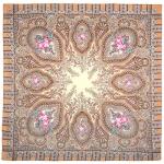 Павловопосадский платок «Берега желаний» (Арт. 1623-1)