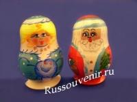 "Магнит - сувенир ""Новогодний"" (Арт.MX-05)"