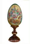 Сувенирное авторское яйцо (Арт.SY - 01)