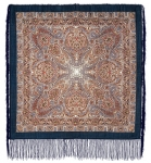 Павловопосадский платок «Мозаика» (Арт. 543-15)
