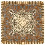 Павловопосадский платок «Зима» (Арт. 586-5)