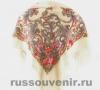 Павловопосадский платок «Милый друг» (Арт. 1345-1)