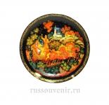 """Тарелка - подарочная """"Русская сказка"""" (Арт. TSM-2)"""