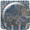Павловопосадский платок «День рождения» (Арт. 789-3)