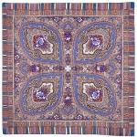 Павловопосадский платок «Аленький цветочек» (Арт. 797-1)