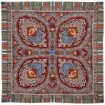 Павловопосадский платок «Аленький цветочек» (Арт. 797-4)