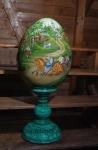 Сувенирное авторское яйцо (Арт.SY - 02)