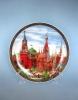 Тарелка - подарочная - Москва (Арт. TMS-1)