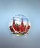 Тарелка - подарочная - Москва (Арт. TМM-1)