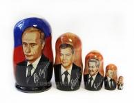 Матрешка «Путин» (Арт.MPS-7)