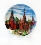 Тарелка - подарочная - Москва (Арт. TM-06)