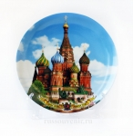 Тарелка - подарочная - Москва (Арт. TM-09)