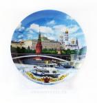 Тарелка - подарочная - Москва (Арт. TM-07)