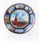 Тарелка - подарочная - Москва (Арт. TM-03)