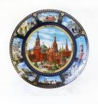Тарелка - подарочная - Москва (Арт. TM-01)