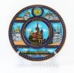 Тарелка - подарочная - Москва (Арт. TB-03)