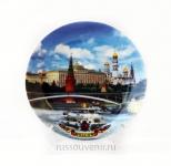 Тарелка - подарочная - Москва (Арт. TМM-2)