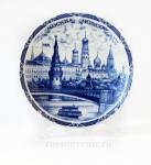 Тарелка - подарочная - Москва (Арт. TMM-8)