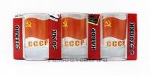 Рюмки сувенирные «СССР» (Арт. RSM 03)