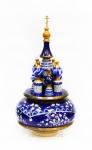Деревянный музыкальный Храм Василия Блаженного (Арт.Cer-55-2m)