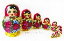 Матрешка Семеновская (Арт. MS-4)