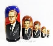 Матрешка «Путин» (Арт.MP-8)