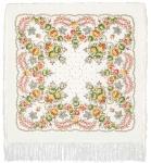 Павловопосадский платок «Ягодка» (Арт. 1425-2)