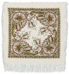 Павловопосадский платок «Балаганчик» (Арт. 203-3)