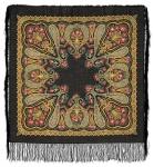 Павловопосадский платок «Роджественский» (Арт. 766-18)