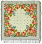 Павловопосадский платок «Варенька» (Арт. 1317-1)